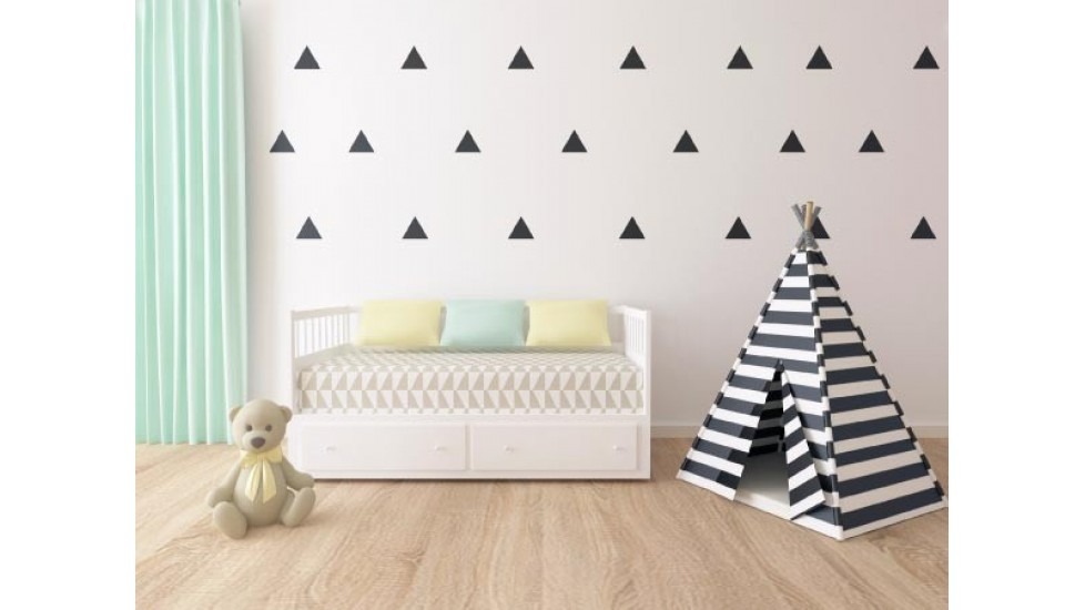 Les Triangles design