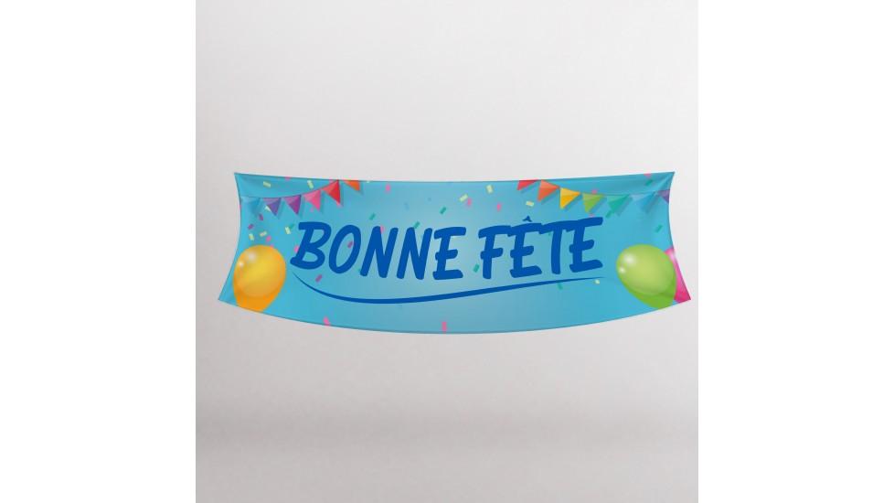 Bannière de fête