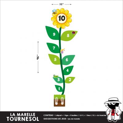Marelle le Tournesol